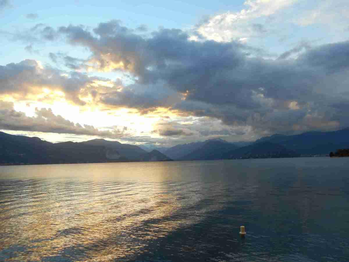 Las innecesarias fronteras del Lago Maggiore