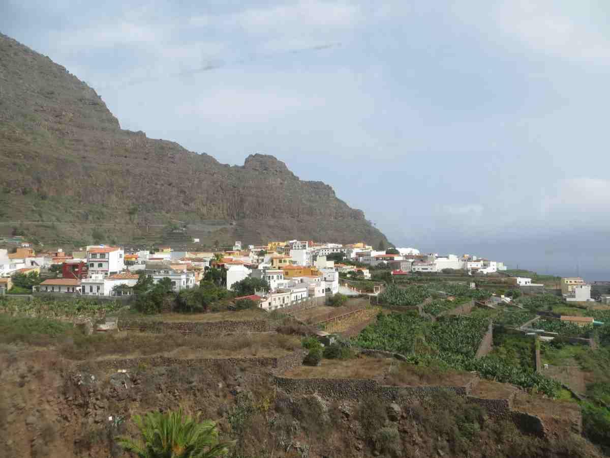 Algunas islas Canarias II: La Gomera