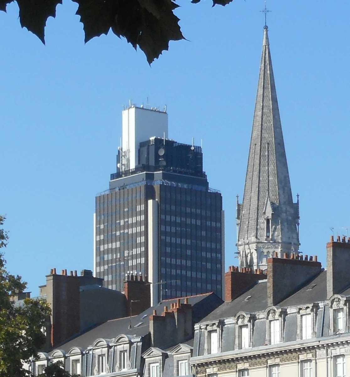 La Bretaña Francesa I: siguiendo la línea verde en Nantes