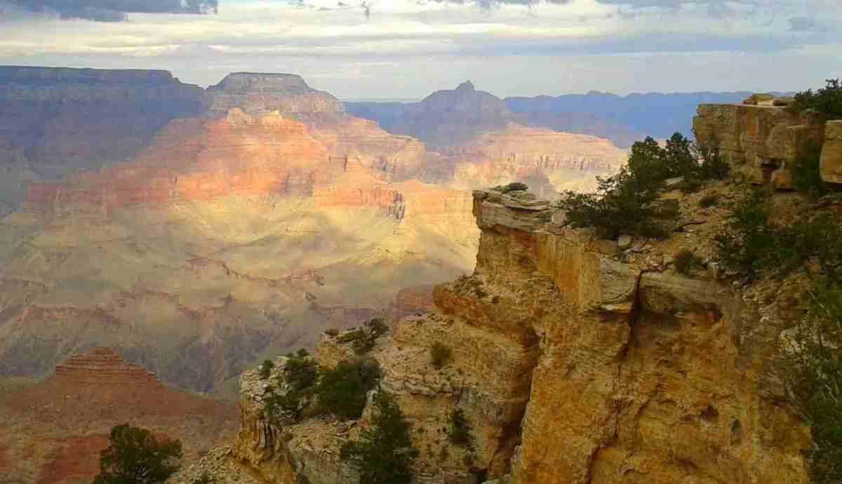 La inmensidad del Gran Cañón del Colorado