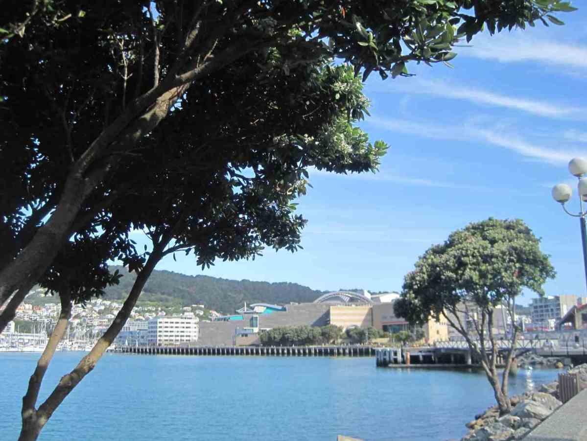 Navidad en Wellington, Nueva Zelanda