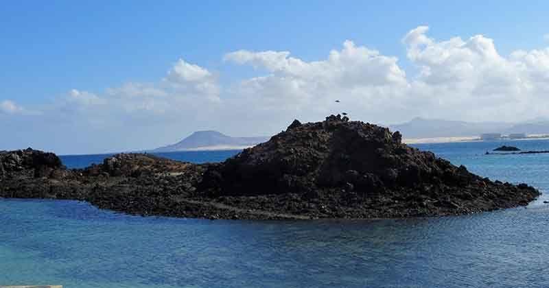 Desde Isla de Lobos, Fuerteventura