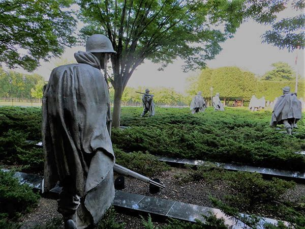 Korea Memorial Washington DC
