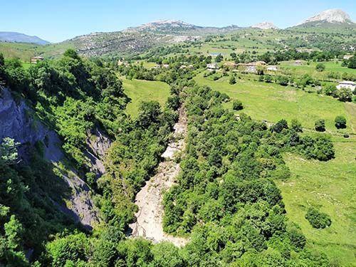 Ruta Nacimiento del río Gándara, Valle de Soba