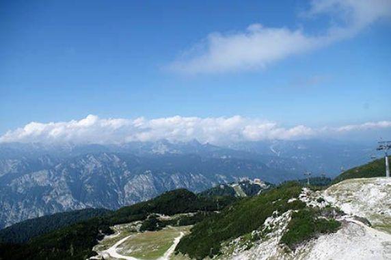 Vogel, Parque Nacional Triglav, Eslovenia