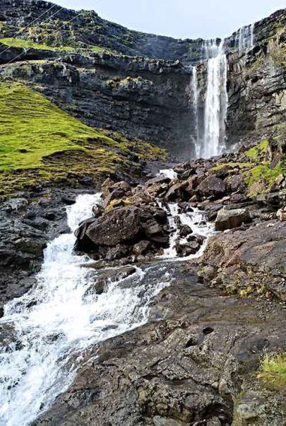 Cascada Fossá