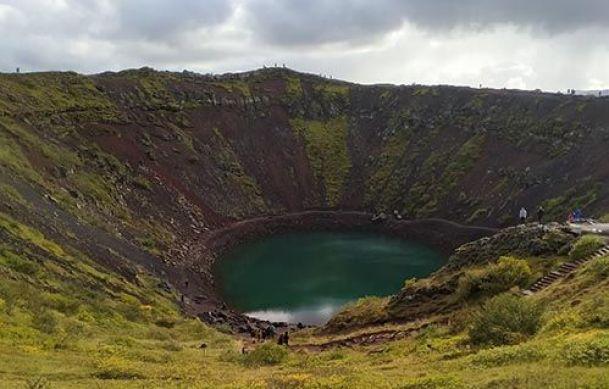 crater Kerið