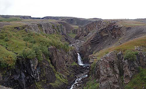 Noreste Islandia