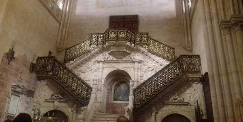 Escalera Dorada Burgos