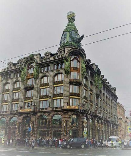 San Pertersburgo
