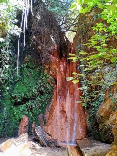 Cascada Pórtugos