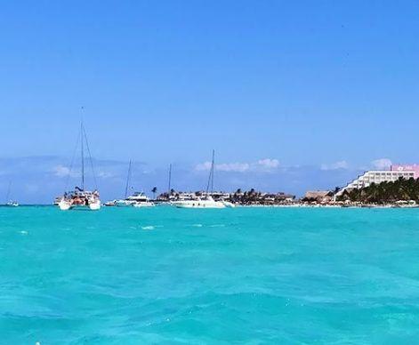Punta Norte en Isla Mujeres