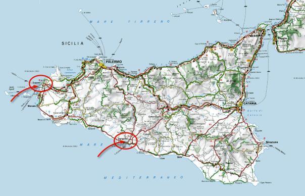 Sicily-Road-Map