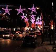 Photos: Gaeta's Festival of Lights
