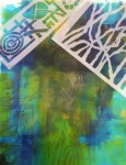 Stencils I traced around #2
