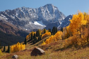 Capitol Peak Autumn