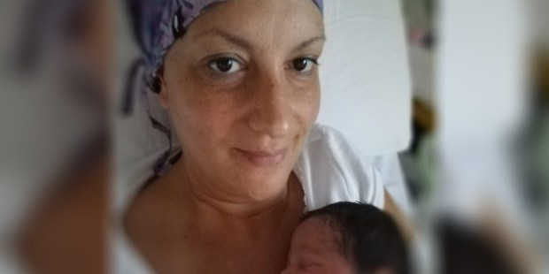 Pregnant Mom Diagnosed With Cancer Refuses Abortion, She and Her Baby Survive