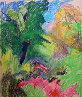 drawing landscape 1 mar 17
