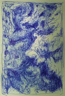 foliage study #1