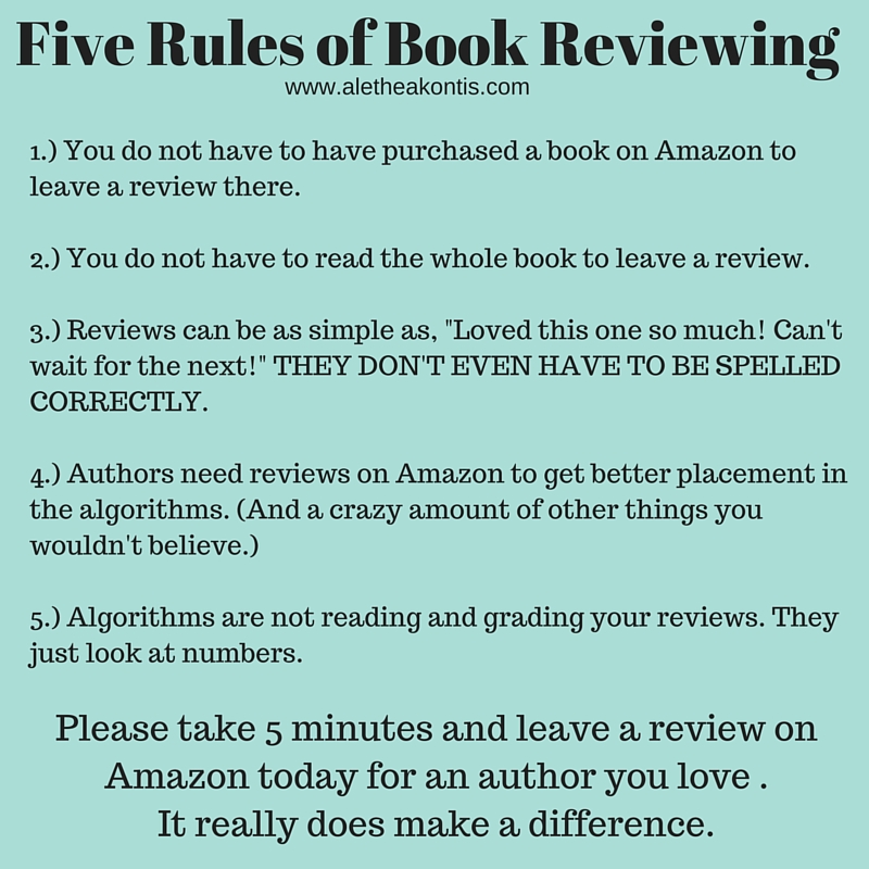 Amazon Review Meme by Alethea Kontis