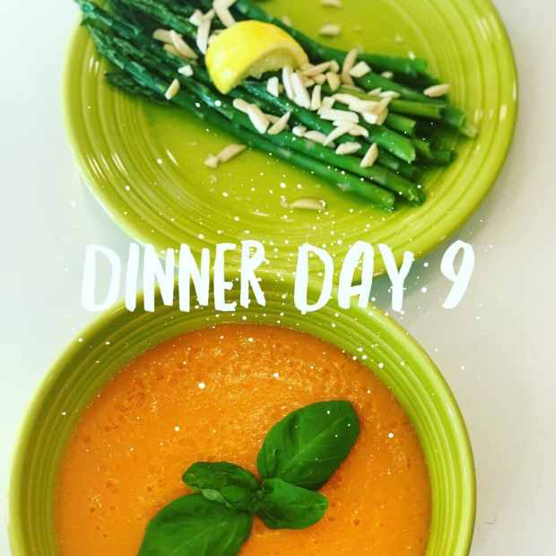 Meal plans included in accountability groups