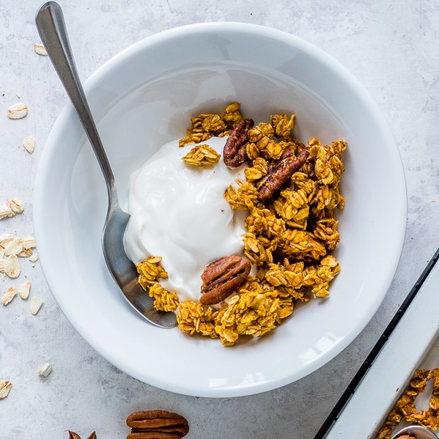 Pumpkin-Pie-Granola