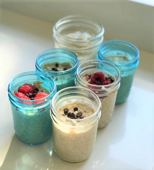Breakfast Oatmeal Jars by Alethia True Fit By You