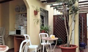 Nerja Azahar Hostel Terrace
