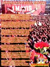 Alevi Bektaşi Kızılbaş Pir Sultan Devrimci Aleviler Birliği DAB 1 mayıs