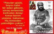1 Hz imam Ali divani Alevi bektasi kizilbas pir sultan devrimci aleviler birligi DAB Feramuz Sah Acar