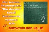 Devrimci Aleviler Birliği DAB Alevi Kızılbaş Bektaşi pir sultan cem hz Ali 12 imam semah Feramuz Şah Acar 26 hayir din dersi