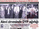 Devrimci Aleviler Birliği DAB Alevi Kızılbaş Bektaşi pir sultan cem hz Ali 12 imam semah Feramuz Şah Acar 4412464077720