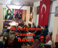 Devrimci Aleviler Birliği DAB Alevi Kızılbaş Bektaşi pir sultan cem hz Ali 12 imam semah Feramuz Şah Acar 48 persembe Alevi cem bektasi cemevi kizilbas
