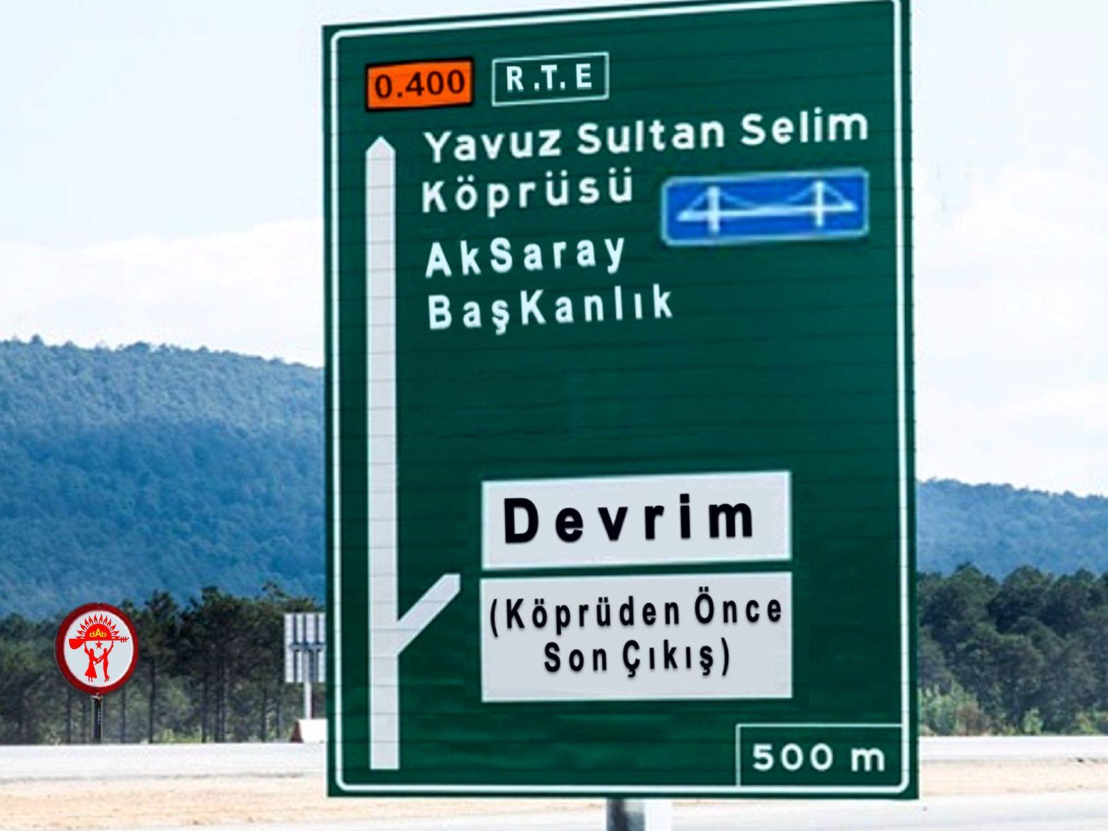 Devrimci Aleviler Birliği DAB Alevi Kızılbaş Bektaşi pir sultan cem hz Ali 12 imam semah Feramuz Şah Acar RTE kopru son cikis aksaray baskanlik