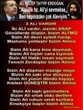 Devrimci Aleviler Birliği DAB Alevi Kızılbaş Bektaşi pir sultan cem hz Ali 12 imam semah Feramuz Şah Acar RTEali