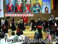 Devrimci Aleviler Birliği DAB Alevi Kızılbaş Bektaşi pir sultan cem hz Ali 12 imam semah Feramuz Şah Acar alevi islam fasismi yer yok