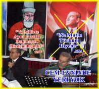 Devrimci Aleviler Birliği DAB Alevi Kızılbaş Bektaşi pir sultan cem hz Ali 12 imam semah Feramuz Şah Acar ata hbv fark yeri yok ataput