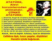 Devrimci Aleviler Birliği DAB Alevi Kızılbaş Bektaşi pir sultan cem hz Ali 12 imam semah Feramuz Şah Acar ataput atilmalidir 10 kasim DAB