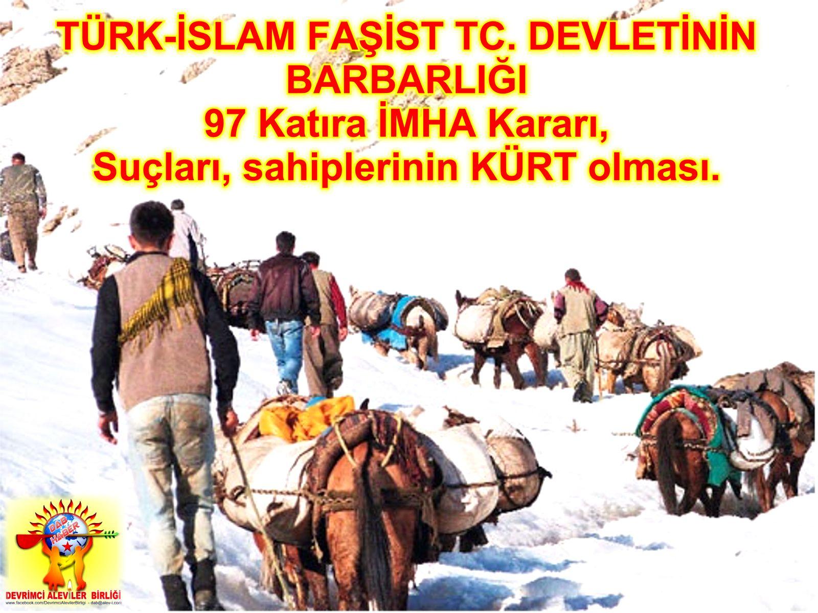 Devrimci Aleviler Birliği DAB Alevi Kızılbaş Bektaşi pir sultan cem hz Ali 12 imam semah Feramuz Şah Acar katirlara imha karari