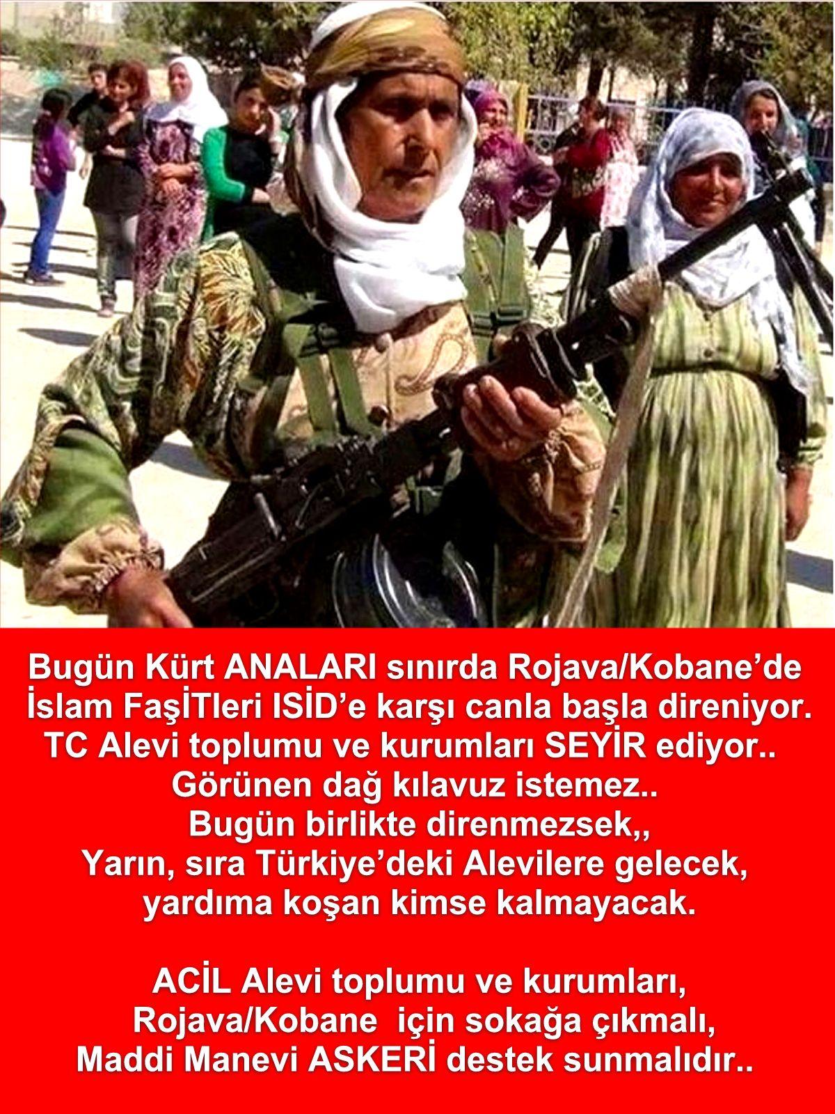 Devrimci Aleviler Birliği DAB Alevi Kızılbaş Bektaşi pir sultan cem hz Ali 12 imam semah Feramuz Şah Acar kobane_kurdish_woman