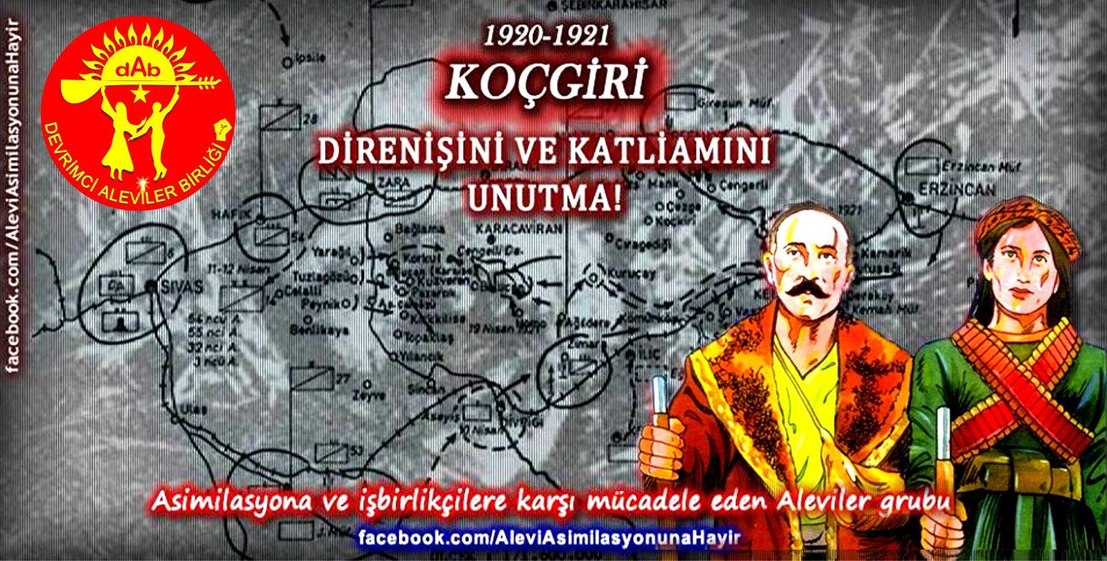 Devrimci Aleviler Birliği DAB Alevi Kızılbaş Bektaşi pir sultan cem hz Ali 12 imam semah Feramuz Şah Acar kocgiri123