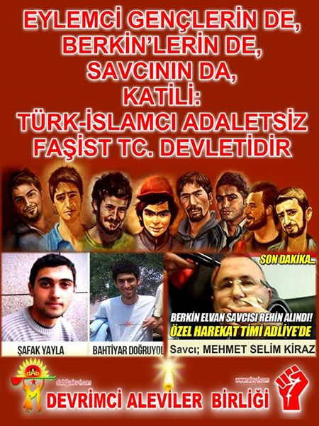 Devrimci Aleviler Birliği DAB Alevi Kızılbaş Bektaşi pir sultan cem hz Ali 12 imam semah Feramuz Şah Acar photo_486732324808495