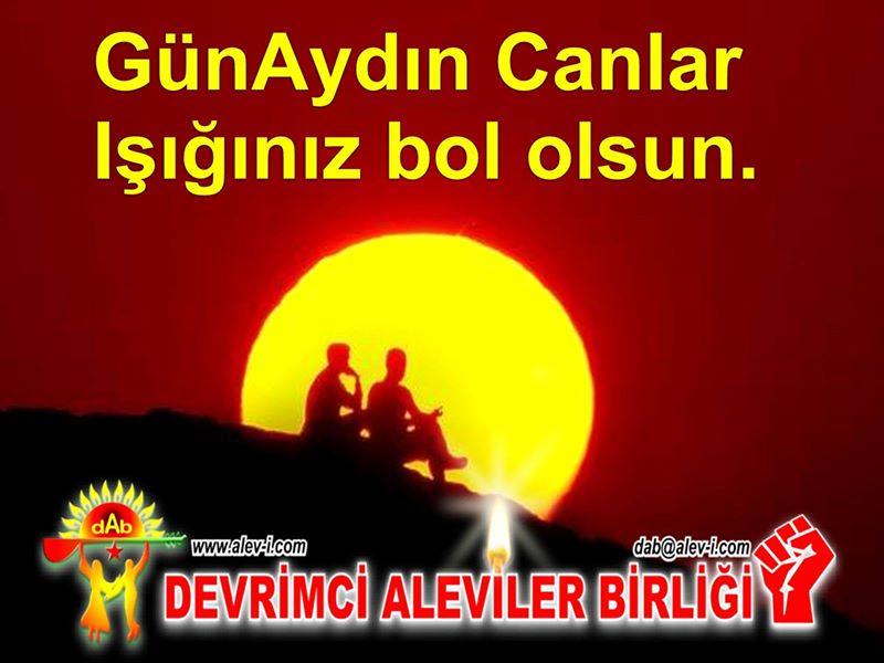 Devrimci Aleviler Birliği DAB Alevi Kızılbaş Bektaşi pir sultan cem hz Ali 12 imam semah Feramuz Şah Acar photo_487114178103643