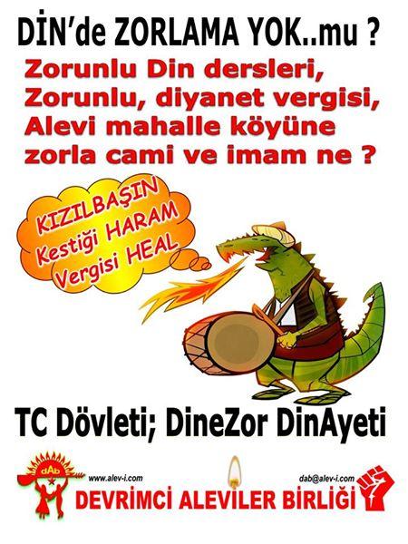 Devrimci Aleviler Birliği DAB Alevi Kızılbaş Bektaşi pir sultan cem hz Ali 12 imam semah Feramuz Şah Acar photo_504611159687278