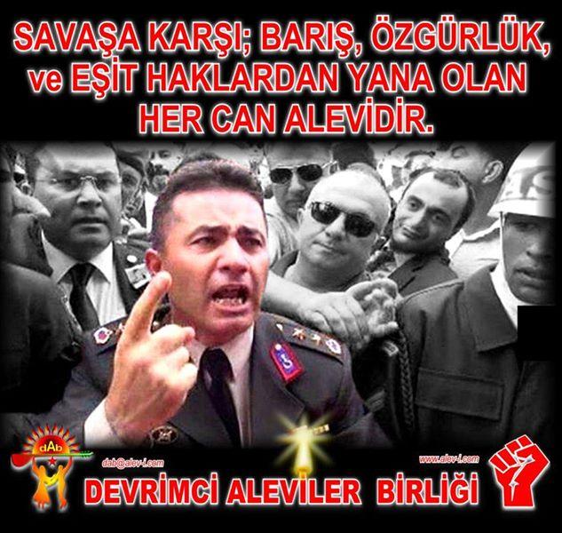 Devrimci Aleviler Birliği DAB Alevi Kızılbaş Bektaşi pir sultan cem hz Ali 12 imam semah Feramuz Şah Acar photo_564047910410269