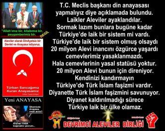 Devrimci Aleviler Birliği DAB Alevi Kızılbaş Bektaşi pir sultan cem hz Ali 12 imam semah Feramuz Şah Acar photo_676592779155781
