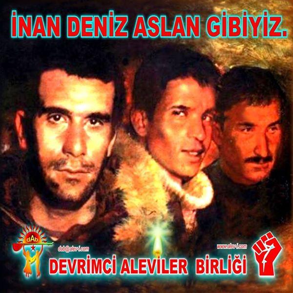 Devrimci Aleviler Birliği DAB Alevi Kızılbaş Bektaşi pir sultan cem hz Ali 12 imam semah Feramuz Şah Acar photo_680779808737078