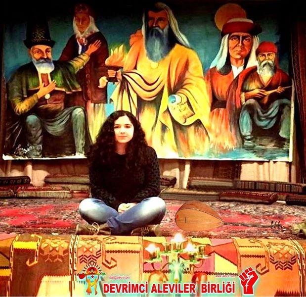 Devrimci Aleviler Birliği DAB Alevi Kızılbaş Bektaşi pir sultan cem hz Ali 12 imam semah Feramuz Şah Acar photo_686413261507066