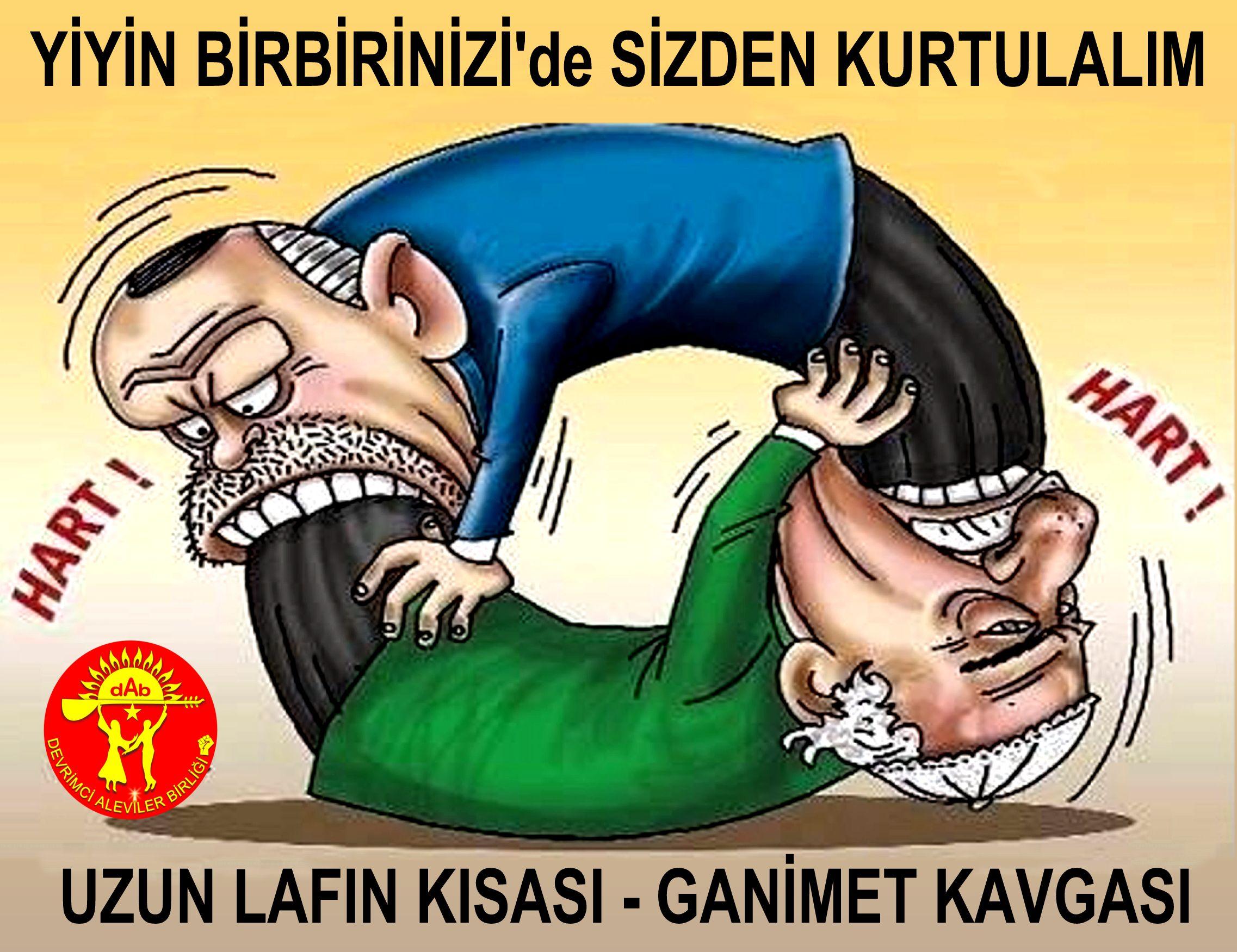Devrimci Aleviler Birliği DAB Alevi Kızılbaş Bektaşi pir sultan cem hz Ali 12 imam semah Feramuz Şah Acar yiyin birbirinizi feto rte