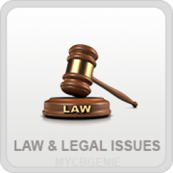 Law & Legal Issues